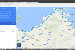 19-09-2017-Traghetto-da-PortoVecchio-a-GolfoAranci-Sardegna-Settentrionale-Alghero-232km